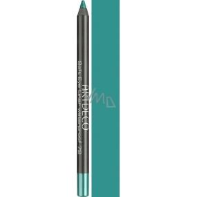 Artdeco Soft Eye Liner Waterproof voděodolná konturovací tužka na oči 72 Green Turquoise 1,2 g