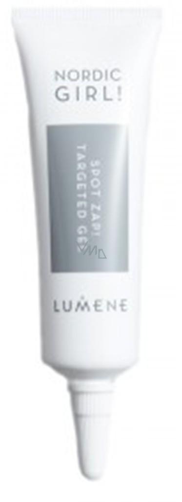 Lumene Spot Zap! Targeted Gel lokální gel na akné 10 ml