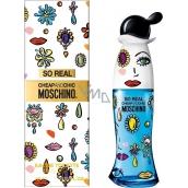 Moschino So Real Cheap and Chic toaletní voda pro ženy 5 ml, Miniatura