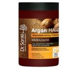 Dr. Santé Arganový olej a keratin krémová maska na poškozené vlasy 1l