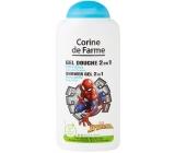 Corine de Farme Disney Spiderman 2v1 šampon na vlasy a sprchový gel pro děti 250 ml