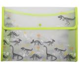 Albi Pouzdro na dokumenty Dinosaurus A4 - 330 x 236 mm