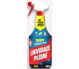 FungiSpray Likvidace plísní chlorový rozprašovač 500 ml