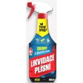Fungi Likvidace plísní chlorový sprej 500 ml rozprašovač