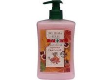 Bohemia Herbs Castanum Extrakt z kaštanu koňského regenerační tekuté mýdlo 500 ml