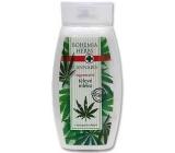 Bohemia Gifts & Cosmetics Cannabis Konopný olej regenerační tělové mléko 250 ml