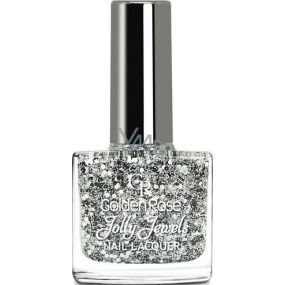 Golden Rose Jolly Jewels Nail Lacquer lak na nehty 123 10,8 ml