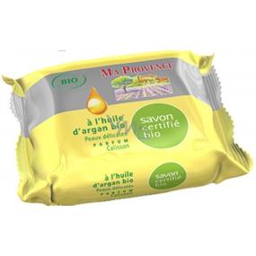 Ma Provence Bio Arganový olej Pravé Marseille toaletní mýdlo 75 g