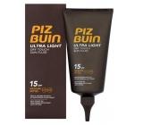 Piz Buin Ultra Light Dry Touch Sun Fluid ultra lehký hydratační fluid SPF15 150 ml