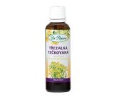 Dr. Popov Třezalka tečkovaná originální bylinné kapky pro pozitivní náladu a zdravý spánek 50 ml