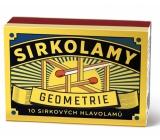 Albi Sirkolamy 5 - Geometrie sirkové hlavolamy a rébusy
