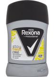 Rexona Men Stay Fresh Citrus tuhý antiperspirant deodorant stick s 48hodinovým účinkem pro muže 50 ml