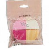 Connert Houbička na make-up 4 x 1,8 cm sada 4 kusy
