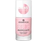 Essence French Manicure Beautifying Nail Polish lak na nehty 04 Best Frenchs Forever 10 ml