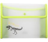 Albi Pouzdro na dokumenty Dinosaurus A5 - 242 x 182 mm