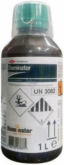 Dow Dominator herbicidní přípravek na ochranu rostlin 1 l