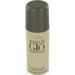 Giorgio Armani Acqua di Gio pour Homme deodorant sprej pro muže 150 ml