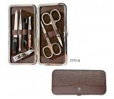 Kellermann 3 Swords Luxusní manikúra 7 dílná Fashion Materials v aktuálním módním materiálu 7775 F N