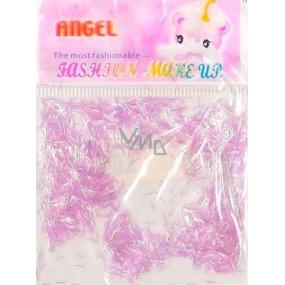 Angel Ozdoby na nehty pásky růžové 2 g