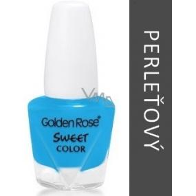 Golden Rose Sweet Color mini lak na nehty 84 5,5 ml