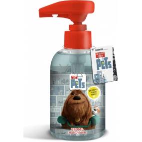 Tajný život mazlíčků mluvící tekuté mýdlo pro děti 250 ml