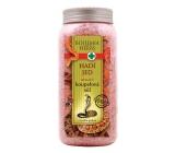 Bohemia Gifts & Cosmetics Hadí jed Relaxační koupelová sůl se syntetickým hadím jedem 900 g
