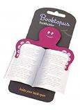 If Booktopus Bookholder Držák na knihu Růžový 8 x 0,2 x 16,2 cm