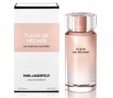 Karl Lagerfeld Fleur de Pecher parfémovaná voda pro ženy 100 ml