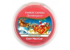 Yankee Cahdle Scenterpiece Meltcup Christmas Eve - Štědrý večer vosk do aromalampy 61 g
