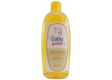 Baby Active šampon na vlasy pro děti 500 ml