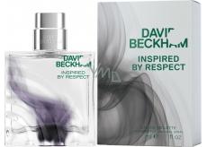 David Beckham Inspired by Respect toaletní voda pro muže 40 ml