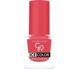 Golden Rose Ice Color Nail Lacquer lak na nehty mini 191 6 ml