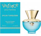 Versace Dylan Turquoise toaletní voda pro ženy 50 ml