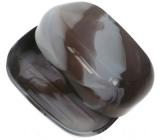 Paves Pouzdro na mýdlo mramor 14001 různé barvy 1 kus