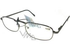 Berkeley Čtecí dioptrické brýle +1 černé CB02 1 kus MC2005