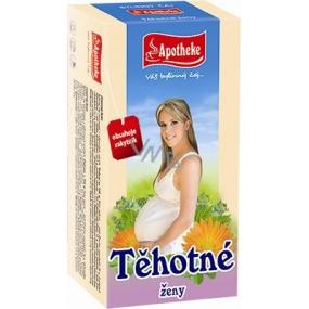 Apotheke Těhotné ženy čaj 20 x 1,5 g