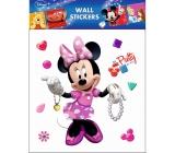Room Decor Samolepky na zeď Disney Minnie Mouse 30 x 30 cm