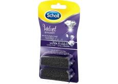Scholl Velvet Smooth Ultra Coarse Wet & Dry with Diamond Crystals elektrický pilník náhradní hlavice ultra drsná 2 kusy