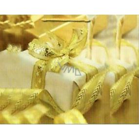 Nekupto Dárková papírová taška 32,5 x 25,5 x 13 cm Vánoční 714 01 WBP