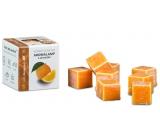 Kozák Sladký pomeranč přírodní vonný vosk do aromalamp a interiérů 8 kostiček 30 g