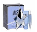 Thierry Mugler Angel parfémovaná voda pro ženy 50 ml + parfémovaná voda 10 ml + tělové mléko 50 ml, kosmetická sada
