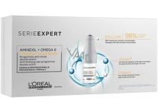 ĽOréal Professionnel Série Expert Aminexil Advanced Roll-On program proti padání vlasů 42 x 6 ml