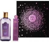 Erbario Toscano Dary Toskánska sprchový gel 125 ml + parfémovaná voda pro ženy 10 ml, luxusní kosmetická sada
