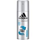 Adidas Cool & Dry Fresh antiperspirant deodorant sprej pro muže 150 ml