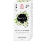 Lirene Natura Eco zmatňující denní krém pro mastnou a smíšenou pleť 50 ml