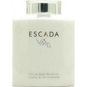 Escada Woman tělové mléko pro ženy 200 ml