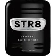 Str8 Original toaletní voda 50 ml