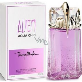 Thierry Mugler Alien Aqua Chic toaletní voda pro ženy 60 ml