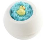 Bomb Cosmetics Ošklivé káčátko - Ugly Duckling Šumivý balistik do koupele 160 g
