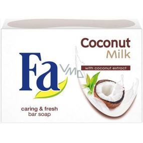 Fa Coconut Milk toaletní mýdlo 100 g